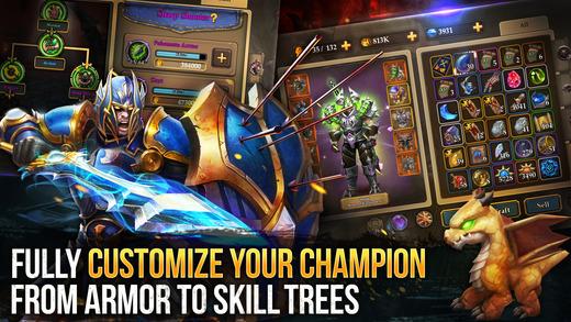 Dungeon Champions Ekran Görüntüleri - 1
