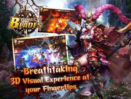 Dynasty Blades Ekran Görüntüleri - 3