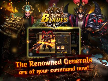 Dynasty Blades Ekran Görüntüleri - 2