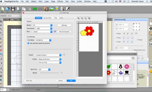EasySignCut Pro Ekran Görüntüleri - 3