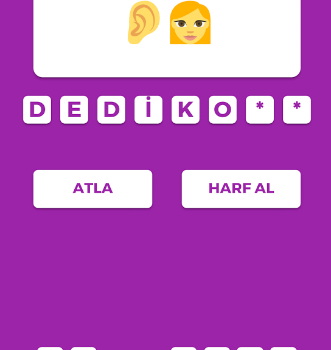 Emoji Tahmin Oyunu Ekran Görüntüleri - 2
