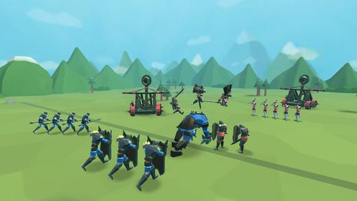 Epic Battle Simulator 2 Ekran Görüntüleri - 2