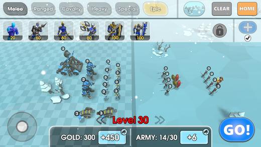 Epic Battle Simulator 2 Ekran Görüntüleri - 1
