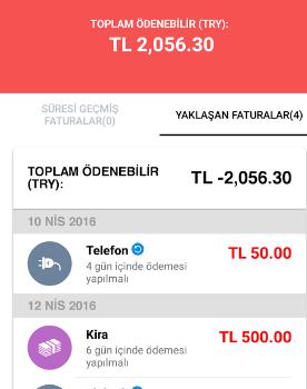 Expense IQ Ekran Görüntüleri - 2