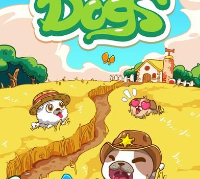 Fancy Dogs - Puzzle & Puppies Ekran Görüntüleri - 1