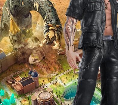 Final Fantasy XV: A New Empire Ekran Görüntüleri - 2