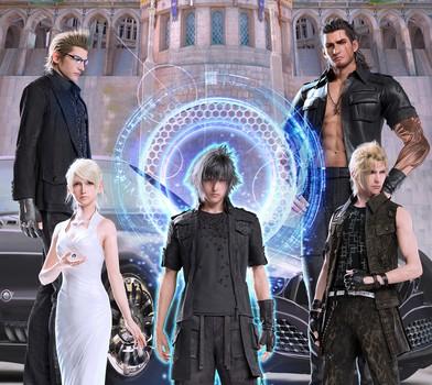 Final Fantasy XV: A New Empire Ekran Görüntüleri - 4