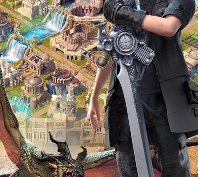 Final Fantasy XV: A New Empire Ekran Görüntüleri - 3