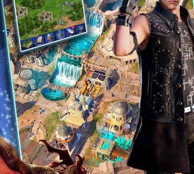 Final Fantasy XV: A New Empire Ekran Görüntüleri - 1