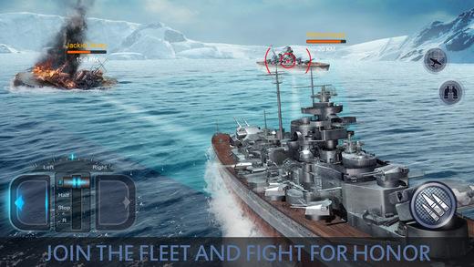 Fleet Glory Ekran Görüntüleri - 3