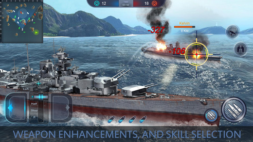 Fleet Glory Ekran Görüntüleri - 2