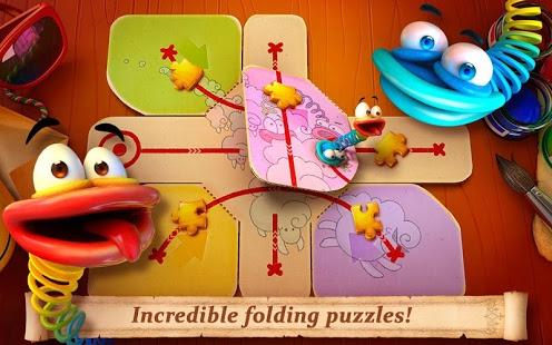 Fold the World Ekran Görüntüleri - 2