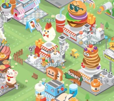Foodpia Tycoon Ekran Görüntüleri - 2