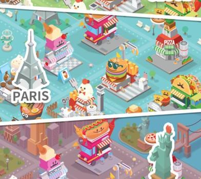Foodpia Tycoon Ekran Görüntüleri - 5