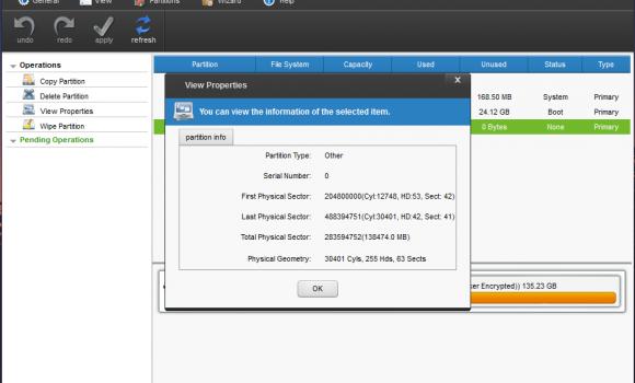 Free Partition Manager Ekran Görüntüleri - 2