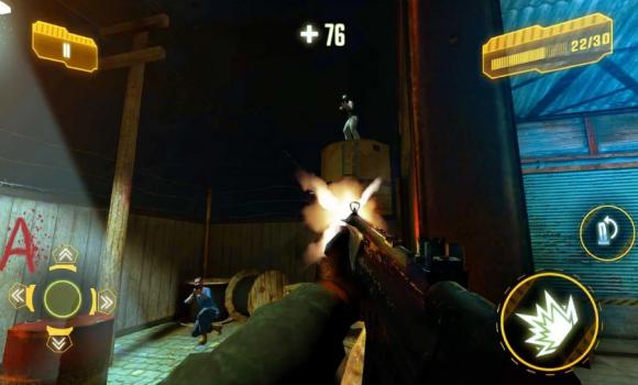 Frontline Rangers War 3D Hero Ekran Görüntüleri - 3