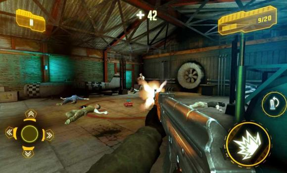 Frontline Rangers War 3D Hero Ekran Görüntüleri - 2