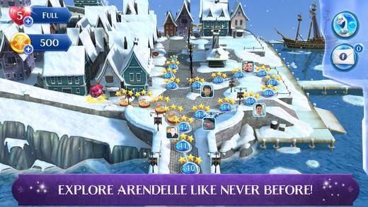 Frozen Free Fall: Icy Shot Ekran Görüntüleri - 2