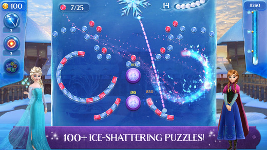 Frozen Free Fall: Icy Shot Ekran Görüntüleri - 4