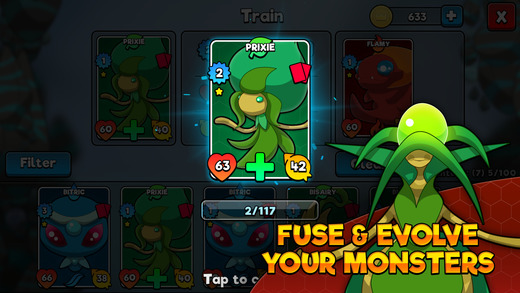 Fusion Masters Ekran Görüntüleri - 2
