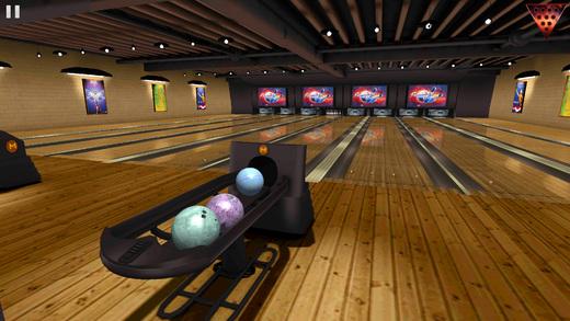 Galaxy Bowling Ekran Görüntüleri - 3