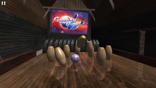 Galaxy Bowling Ekran Görüntüleri - 2