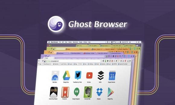 Ghost Browser Ekran Görüntüleri - 1