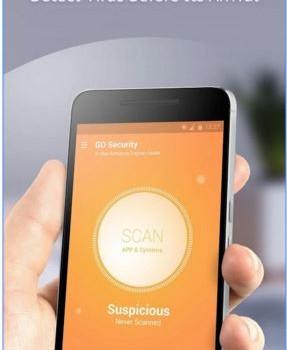 GO Security, Antivirus AppLock Ekran Görüntüleri - 2