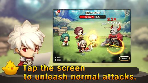 God of Attack Ekran Görüntüleri - 2