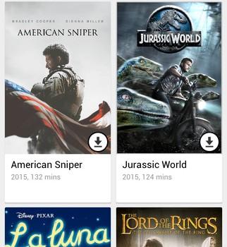 Google Play Movies Ekran Görüntüleri - 3