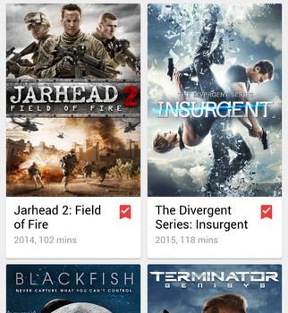 Google Play Movies Ekran Görüntüleri - 2