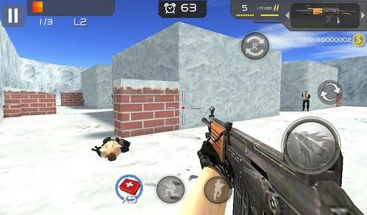 Gun & Strike 3D Ekran Görüntüleri - 4