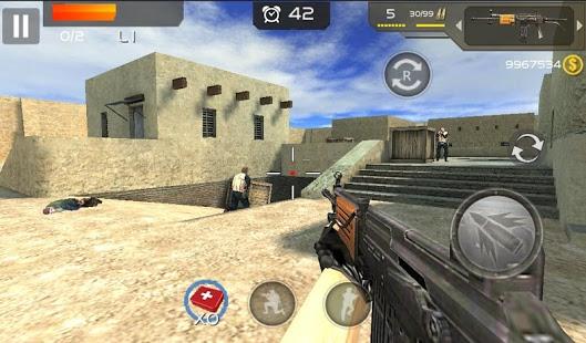 Gun & Strike 3D Ekran Görüntüleri - 3