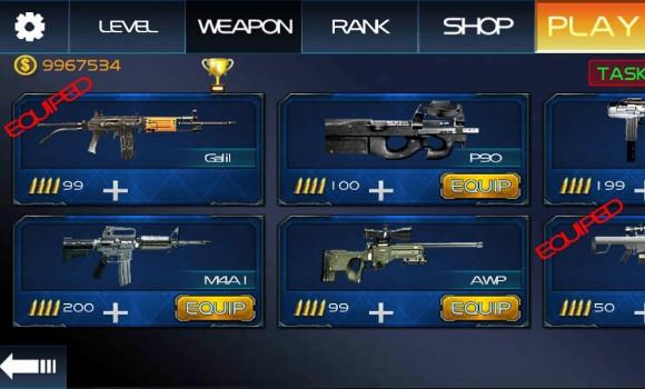 Gun & Strike 3D Ekran Görüntüleri - 1