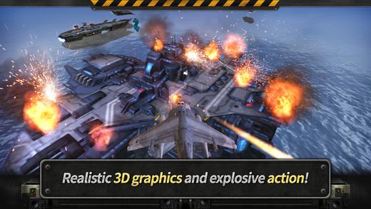 Gunship Battle Ekran Görüntüleri - 2