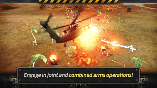 Gunship Battle Ekran Görüntüleri - 4