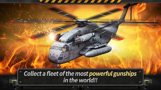 Gunship Battle Ekran Görüntüleri - 1