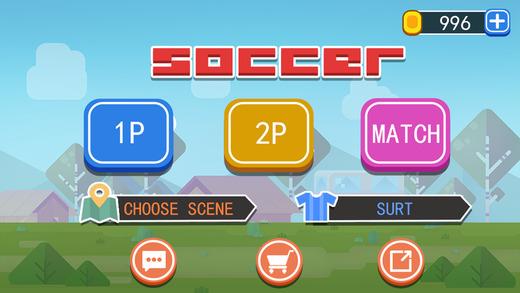 Happy Soccer Physics Ekran Görüntüleri - 1