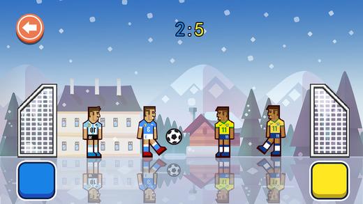 Happy Soccer Physics Ekran Görüntüleri - 5