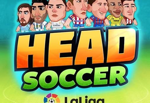 Head Soccer LaLiga 2016 Ekran Görüntüleri - 5