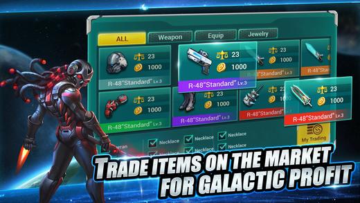 Hero Force: Galaxy War Ekran Görüntüleri - 4