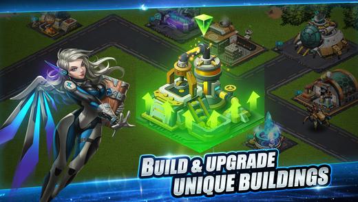 Hero Force: Galaxy War Ekran Görüntüleri - 3