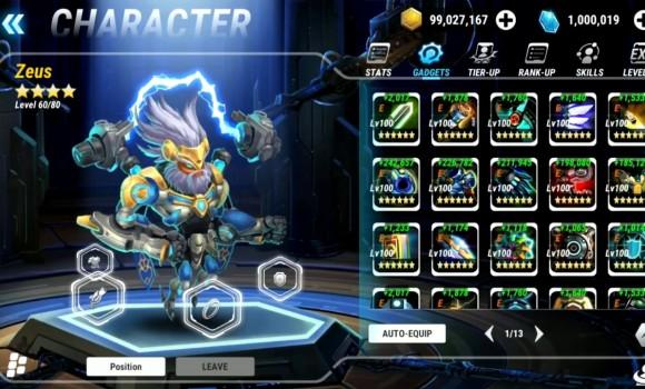 Heroes Infinity Ekran Görüntüleri - 2