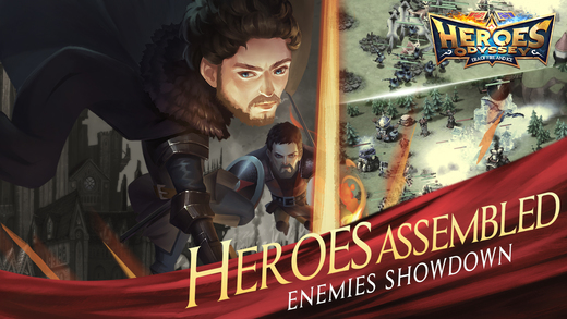 Heroes Odyssey - Era of Fire and Ice Ekran Görüntüleri - 3