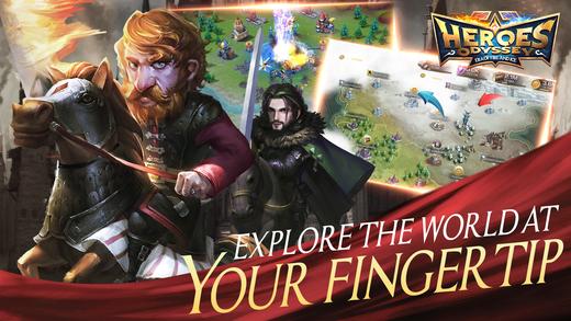 Heroes Odyssey - Era of Fire and Ice Ekran Görüntüleri - 2