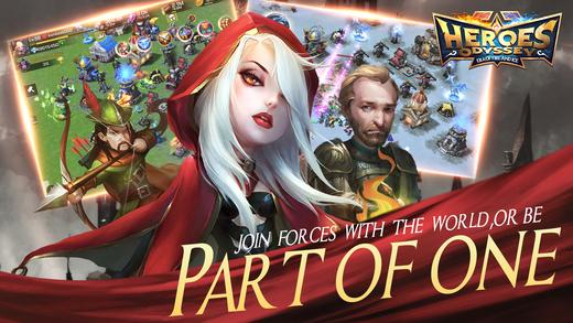 Heroes Odyssey - Era of Fire and Ice Ekran Görüntüleri - 1