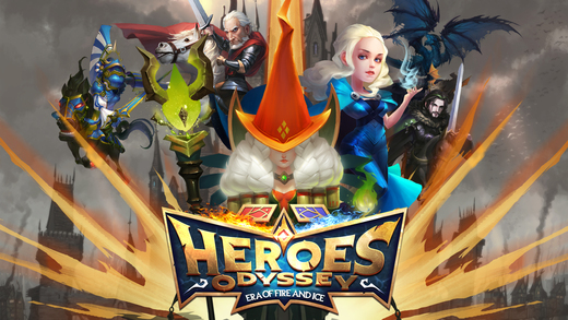 Heroes Odyssey - Era of Fire and Ice Ekran Görüntüleri - 5