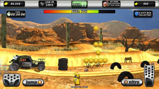 Hill Dirt Master 3 Ekran Görüntüleri - 3