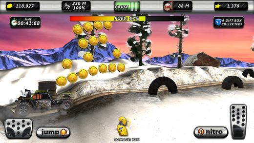 Hill Dirt Master 3 Ekran Görüntüleri - 2