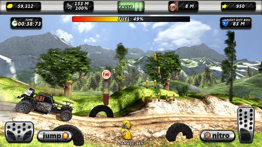 Hill Dirt Master 3 Ekran Görüntüleri - 5